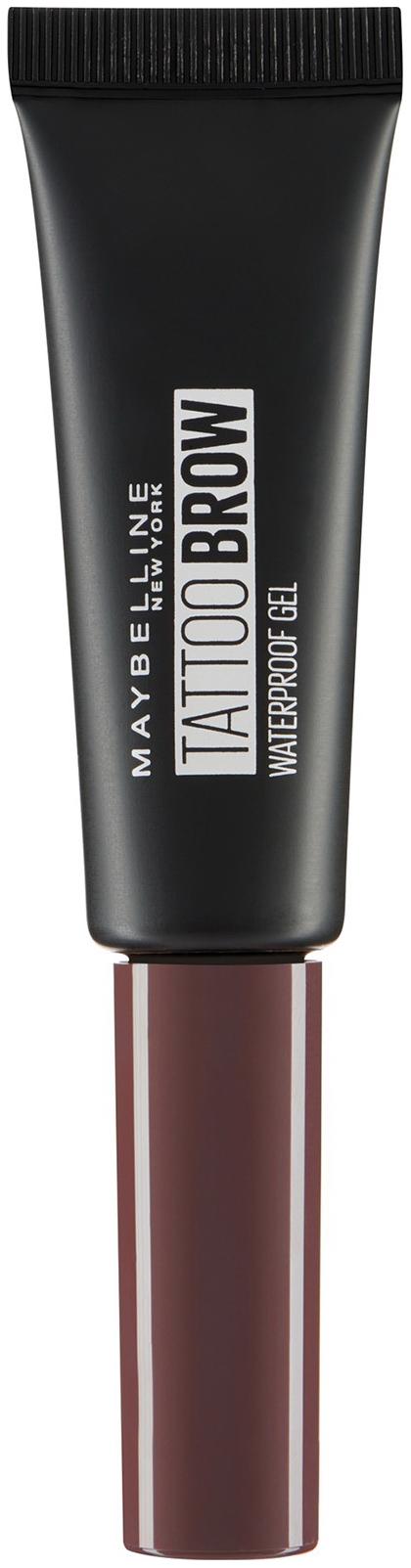 Водостойкий гель для бровей Maybelline Tattoo Brow