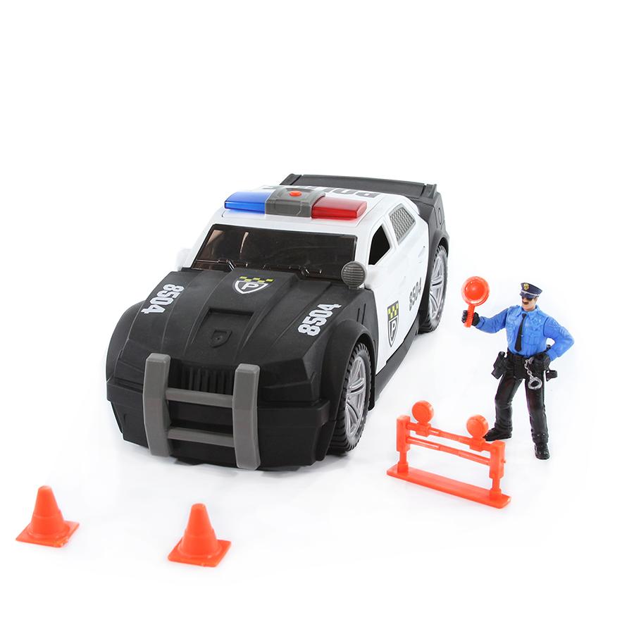 Купить Игровой набор Полицейский патруль , Chap Mei, Детские наборы полицейского