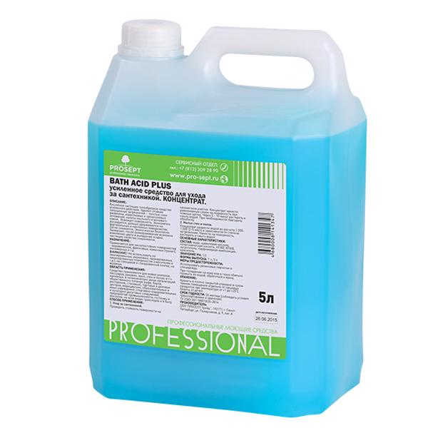 Cредство Prosept Bath Acid для удаления ржавчины