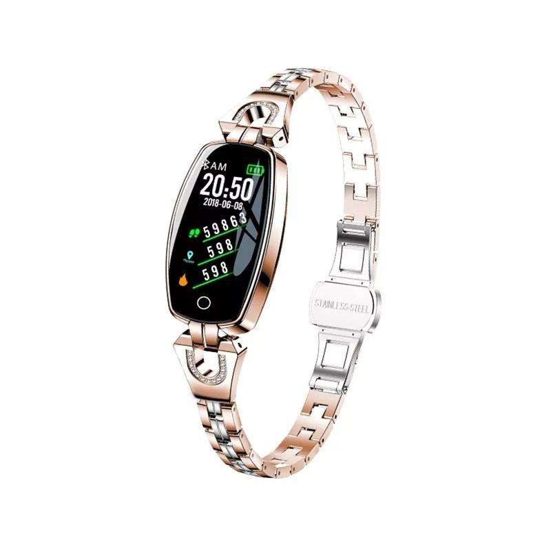Смарт часы Lemfo H8 Gold