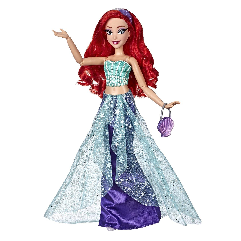 Купить Кукла Hasbro Disney Princess Модная Ариэль, Классические куклы