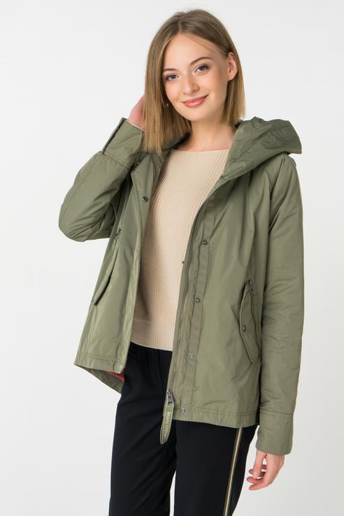 Куртка женская Marc O'Polo 099570131/474 зеленая 36 EU фото