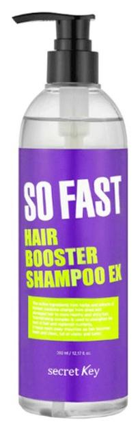 Шампунь Secret Key Premium So Fast Hair Booster 360 мл