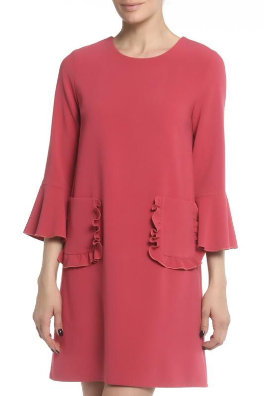 Платье женское Sfizio 17FA66687701_1 розовое 42 IT.