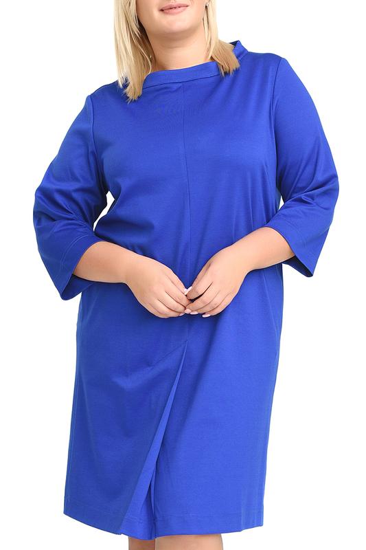Платье женское SVESTA R486BLE синее 50 RU фото