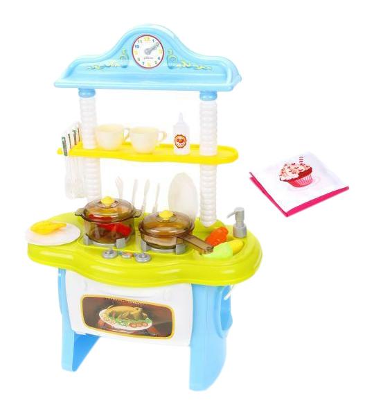 Купить Игровой Набор Shantou Gepai Кухня Как У Мамы 40, 5 См 23 Предмета, Детская кухня