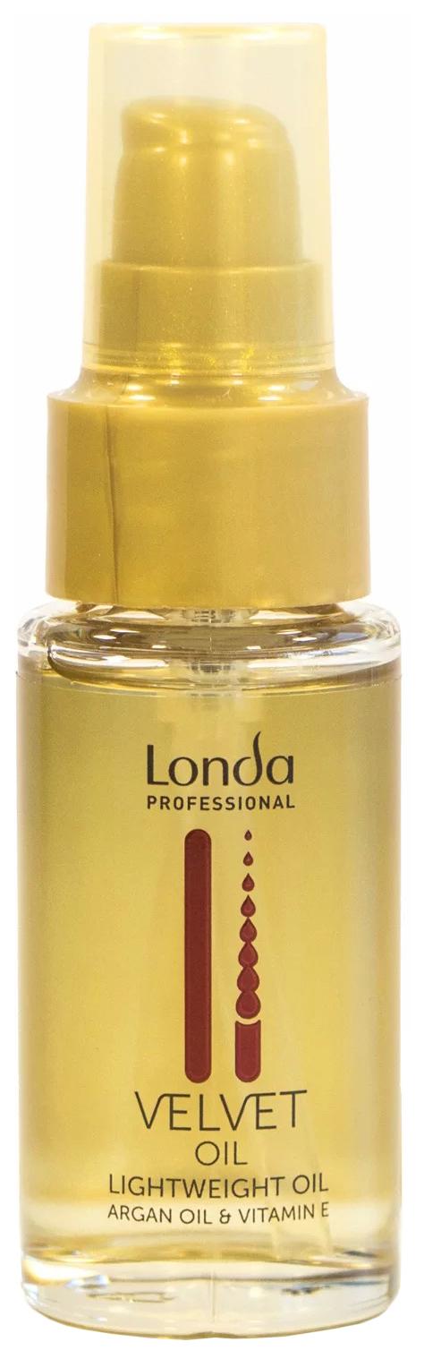 Масло для волос Londa Professional Velvet Oil Argan Oil 30 мл