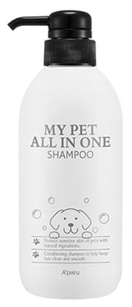 Шампунь для домашнего питомца A'pieu My Pet