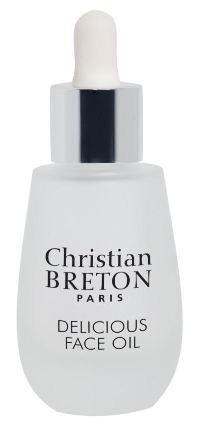 Масло для лица Christian BRETON Delicious Face