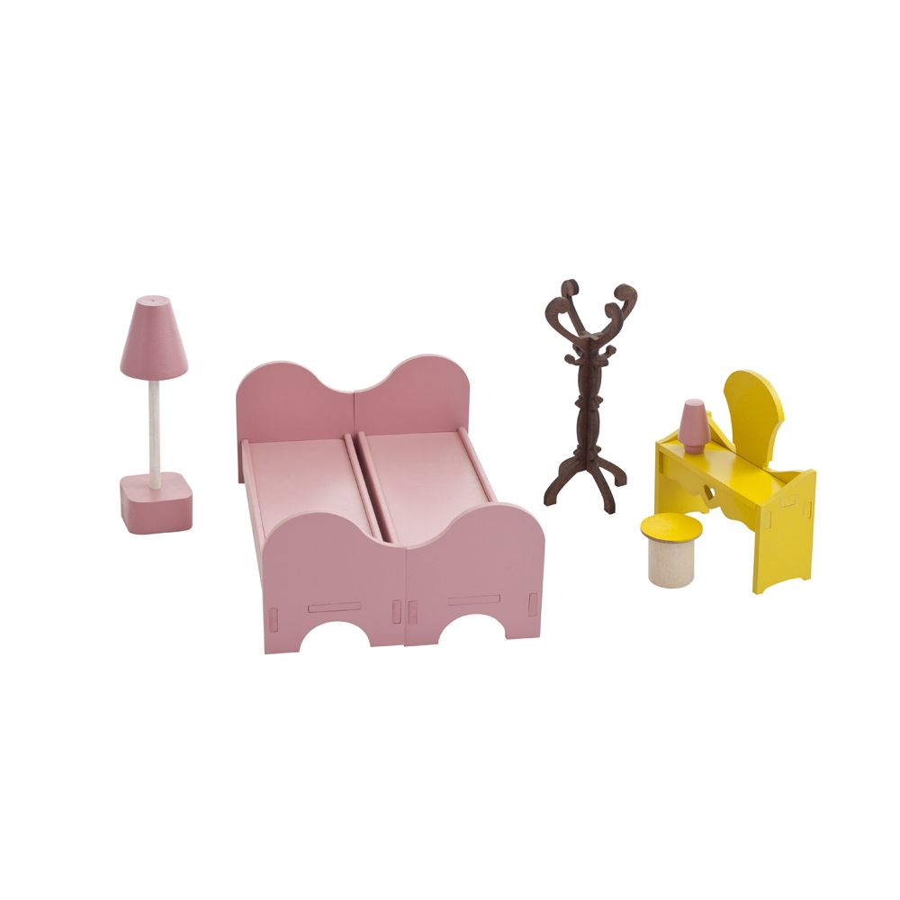Набор мебели для Барби - Спальня Paremo PDA417-01