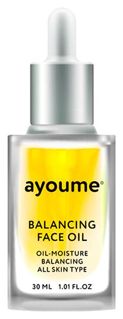 Купить Масло для лица Ayoume Balancing Face Oil With Sunflower 30 мл