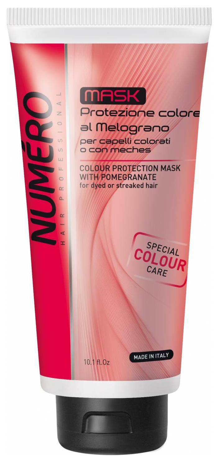 Купить Маска для волос BRELIL Professional NUMERO Colour Protection 300 мл