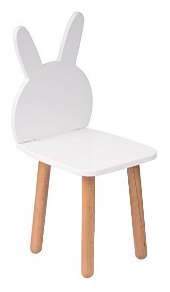 Купить Стул детский Happy Baby Кролик White, Детские стульчики