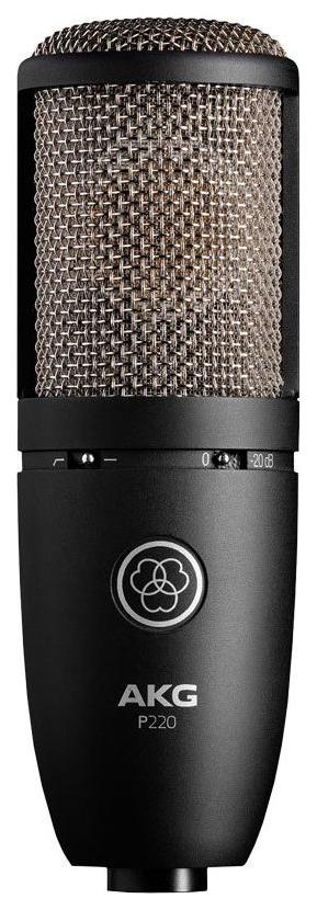 Микрофон AKG P220 конденсаторный