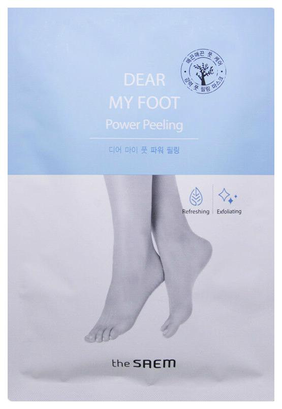 Пилинг для ног The Saem Dear