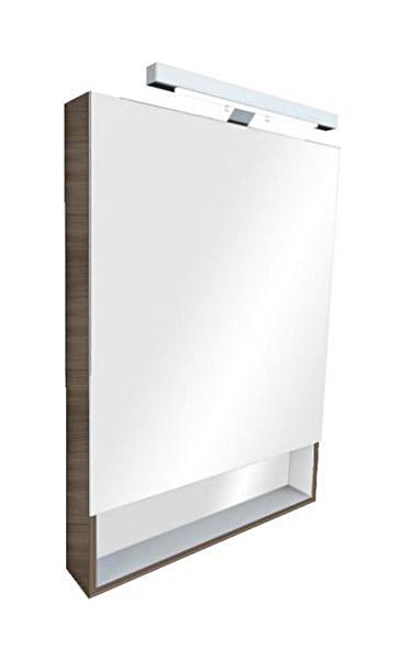 Зеркальный шкаф для ванной Roca ZRU9302846