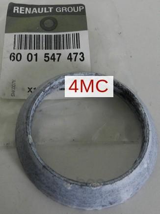 Кольцо уплотнительное RENAULT 6001547473