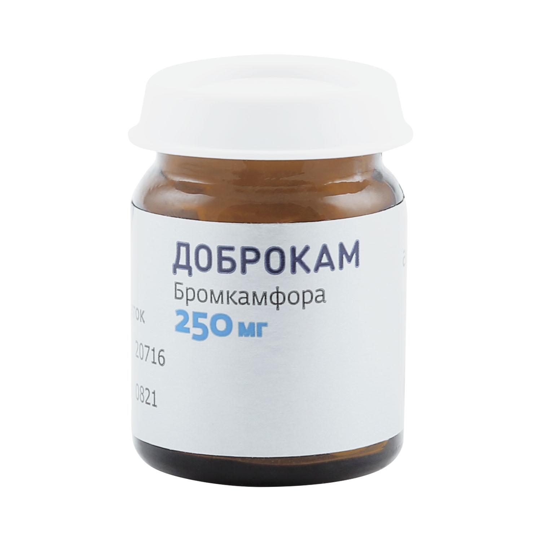 Доброкам таблетки 250 мг 30 шт.