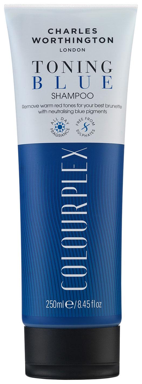 Купить Шампунь Charles Worthington Colourplex Toning Blue 250 мл