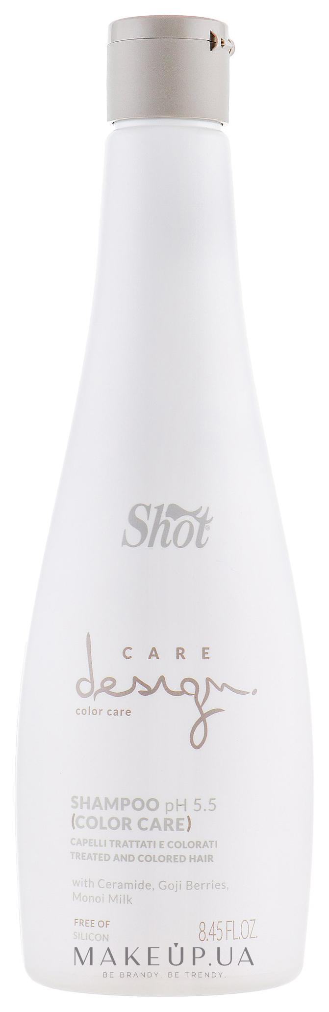 Шампунь Shot Для окрашенных волос 1000 мл