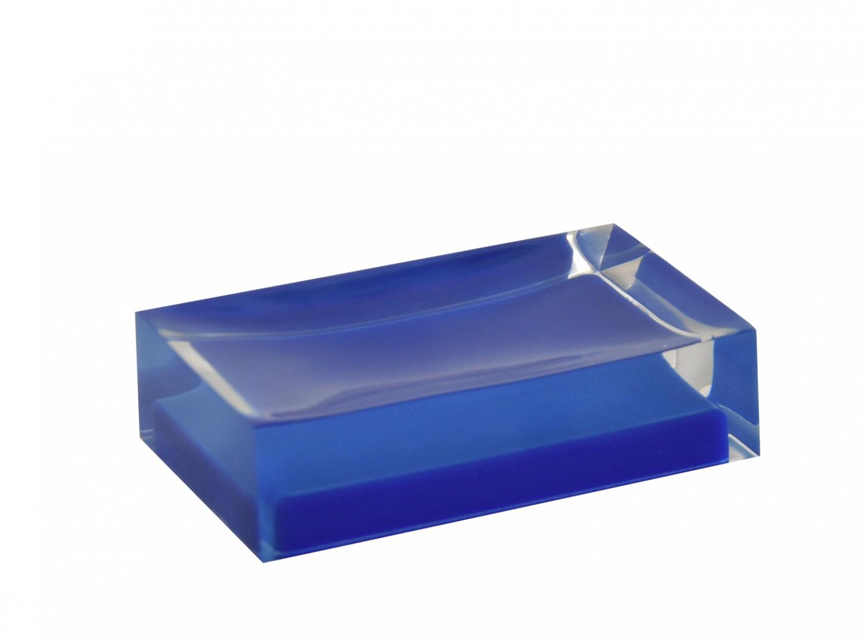 Мыльница Colours синий