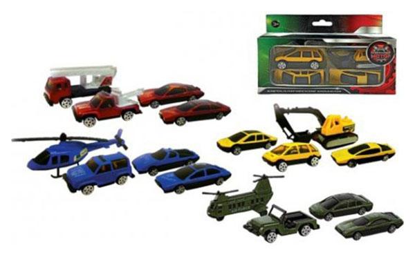 Купить Игровой набор Пламенный Мотор Спецтранспорт 87665, Пламенный мотор, Игровые наборы