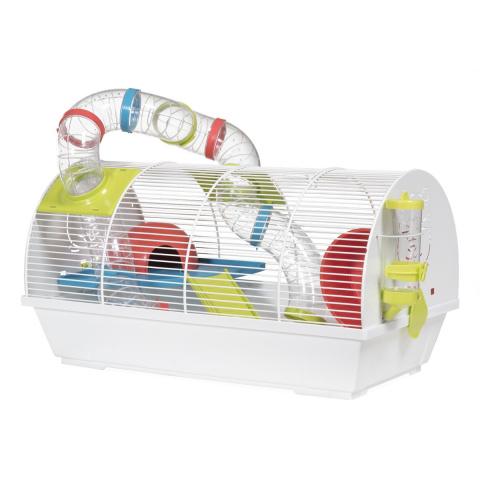 Клетка для крыс, морских свинок, мышей, хомяков Voltrega 50.5х26.5х28см