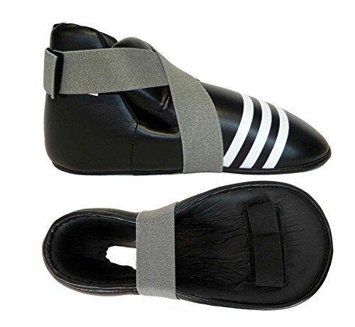 Защита стопы Adidas Super Safety Kicks черная L