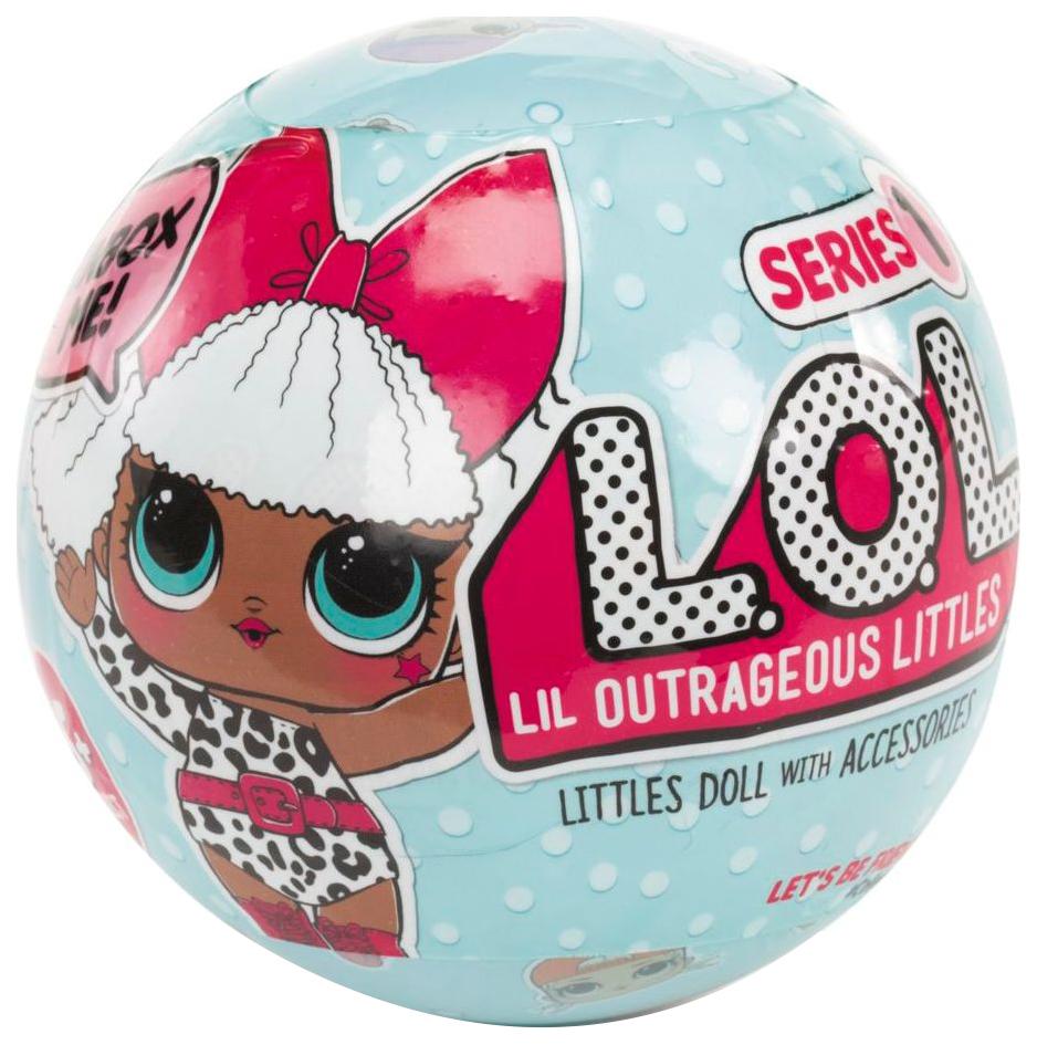 Купить Кукла-сюрприз L.O.L Surprise в шарике 548843, LOL Surprise, Куклы LOL