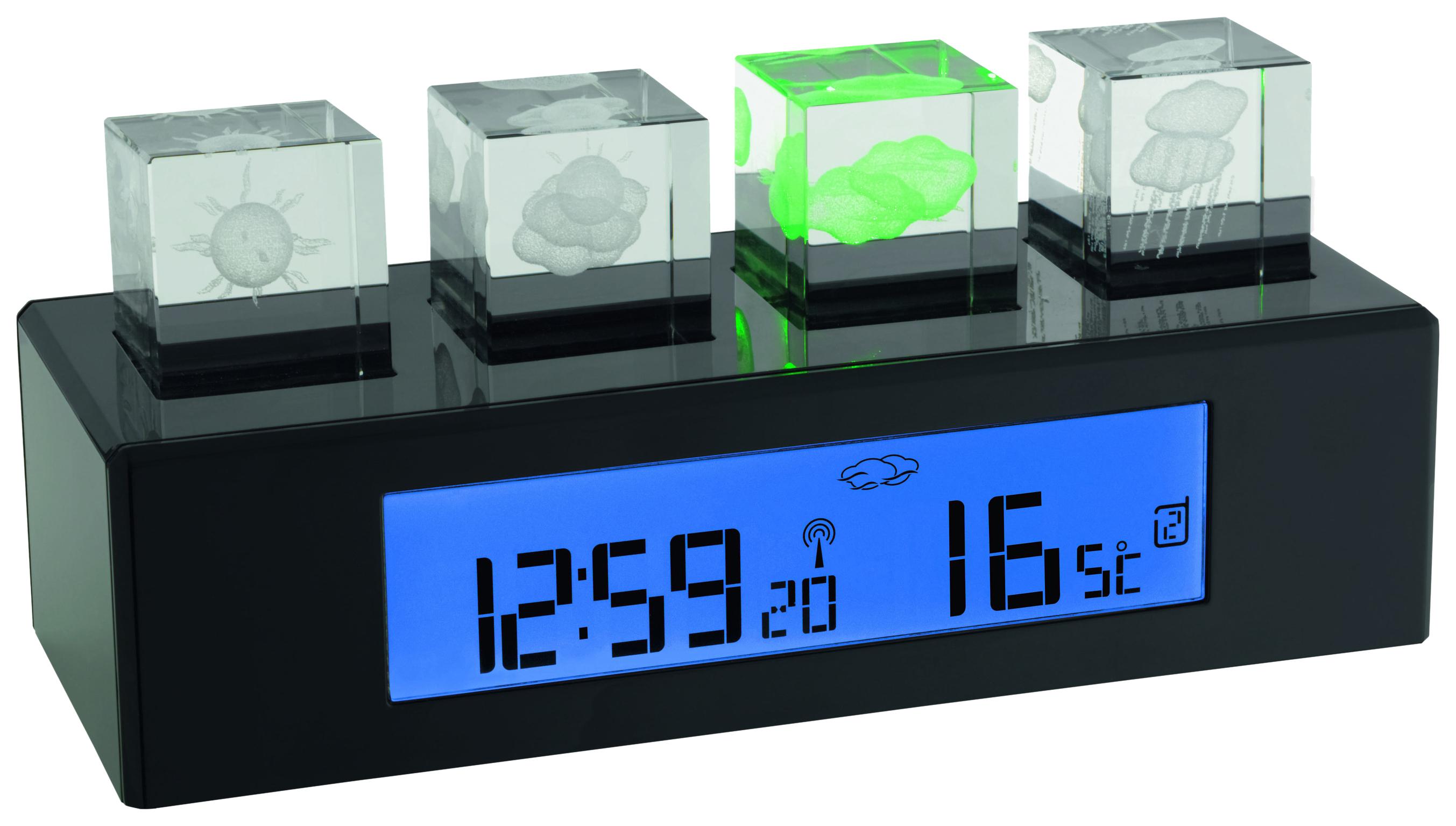 Метеостанция TFA Crystal Cube 35.1110