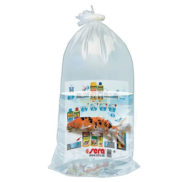 Пакет для рыб Sera, полиэтилен, 90