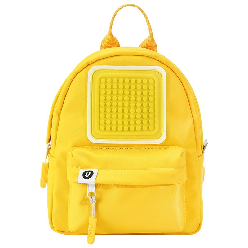 Купить Рюкзак детский Upixel пиксельный Funny square WY-U18-4 XS, Школьные рюкзаки для девочек