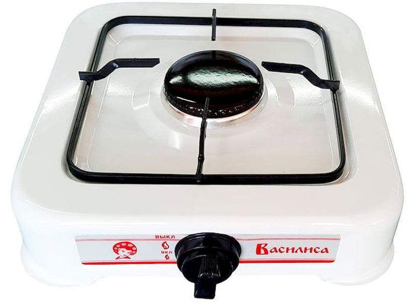 Настольная газовая плитка Василиса ГП1 540