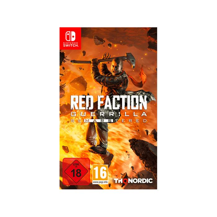 Игра Red Faction Guerrilla ReMarstered для Nintendo Switch фото