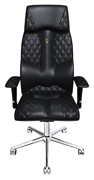 Кресло эргономичное Kulik System Business 0602 Black