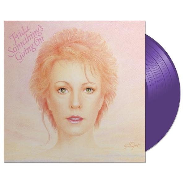 Anni-Frid Lyngstad (Frida) Something's Going On (Coloured Vinyl)(LP), Медиа  - купить со скидкой