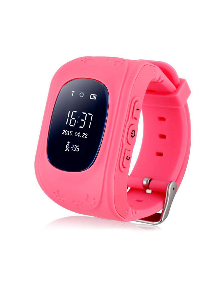 Детские смарт часы Wokka Watch Q50 Pink