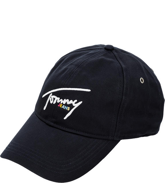 Бейсболка женская Tommy Jeans AW0AW06567 496 black
