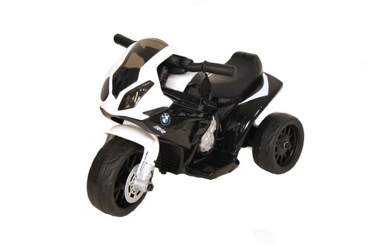 Детский электромотоцикл BMW S1000RR Jiajia JT5188 Black