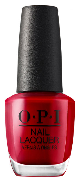 Лак для ногтей OPI Classic Red