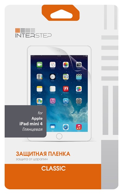 Пленка InterStep для Apple iPad mini 4
