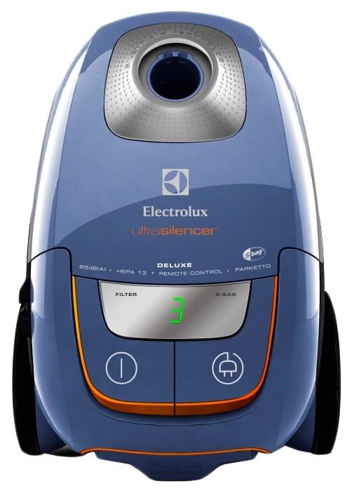 Пылесос Electrolux Ultra Silencer USDELUXE Blue/Orange
