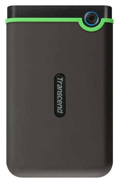Внешний жесткий диск Transcend StoreJet 25M3 Серый фото