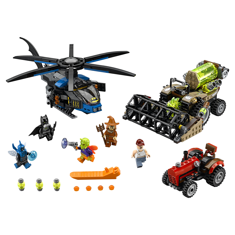 Конструктор LEGO DC Comics Super Heroes Бэтмен: жатва страха (76054)