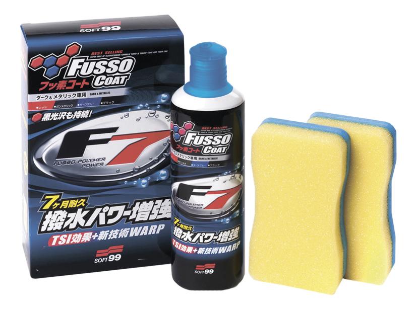 Покрытие для кузова защитное Soft99 Fusso