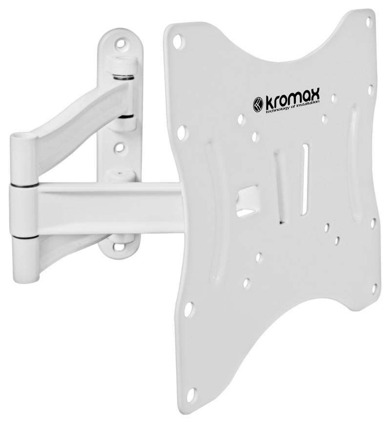 Кронштейн для телевизора KROMAX TECHNO 3 White