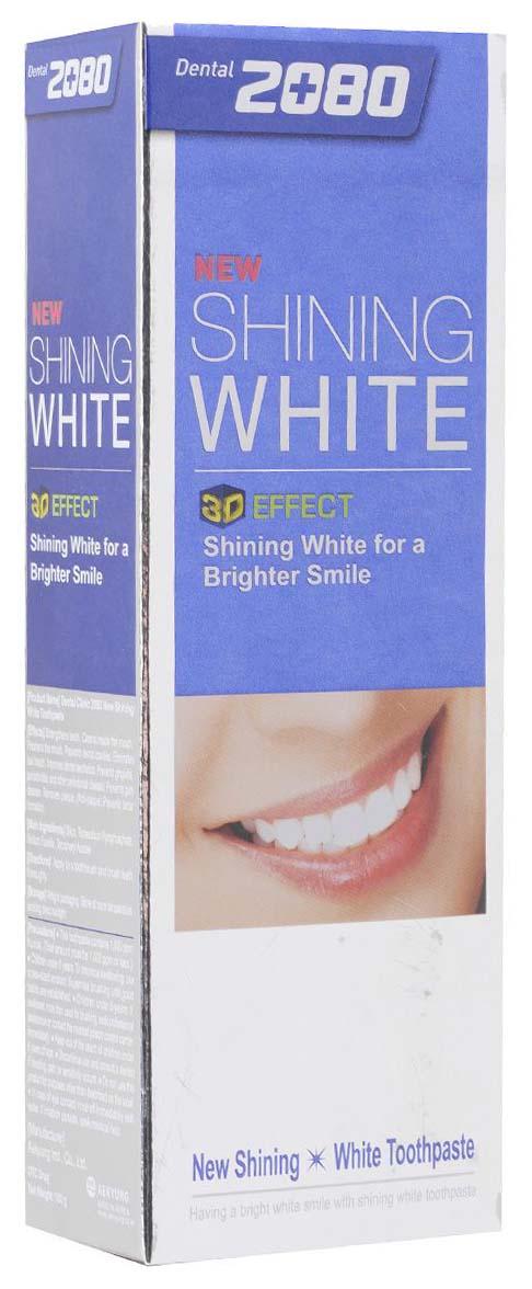 Зубная паста KeraSys DC 2080 Сияющая белизна 100 г фото