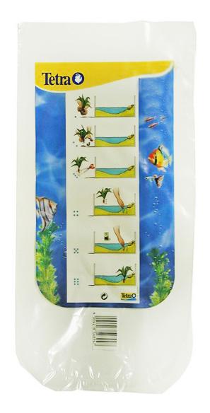 Пакет для рыб Tetra, полиэтилен, 42 x 42 x 17 см