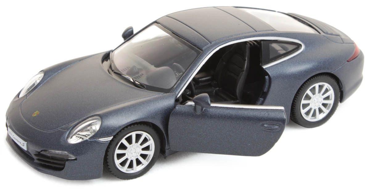 Купить Модель машины Метал, porsche 911, 1:32, Рыжий кот, Коллекционные модели
