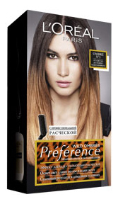 Краска для волос L`Oreal Paris Preferance Ombres 01 40 мл